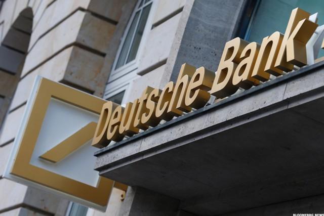 Дойче банк – участник скандала по ставке LIBOR