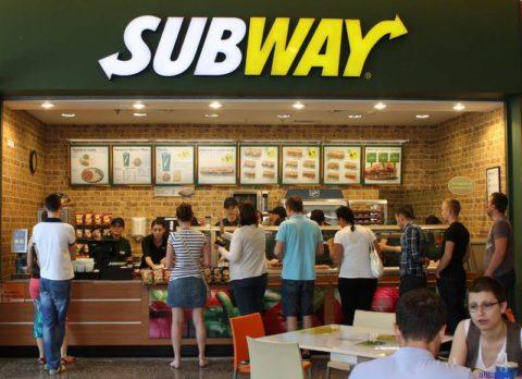 Торговая сеть Subway